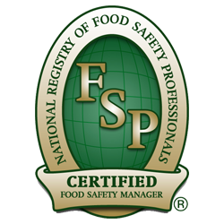 National Registry of Food Safety Professionals Logo